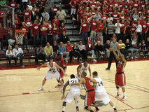 UNLV vs. Santa Clara: Tre'Von Willis takes a shot Stock Image