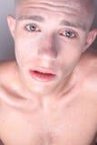 Unmöglich blaue Augen Lizenzfreie Stockfotos