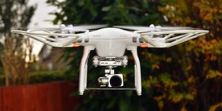 Unmanned aerial vehicle, drone Royalty Free Stock Photography