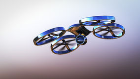 Unmanned Aerial Vehicle drone Royalty Free Stock Photo