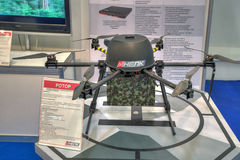 Unmanned aerial vehicle Royalty Free Stock Photo