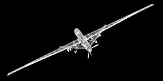 Unmanned Aerial Vehicle (UAV) Stock Images