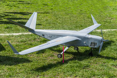 An unmanned aerial vehicle UAV - drone Royalty Free Stock Photo
