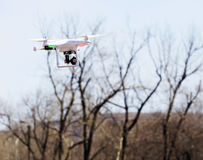 Unmanned aircraft Royalty Free Stock Photo