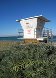 Unmanned Lifeguard Stand Royalty Free Stock Photo