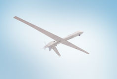 An unmanned reconnaissance drone Stock Photos