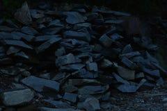 Unmatured гранит, kangra - Himachal Pradesh Стоковая Фотография RF