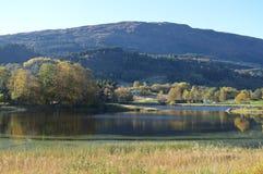Unneland Arnatveit Norway. A picture taken in Unneland which is a part of Arnatveit Norway Royalty Free Stock Photos