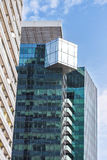 UNO City in Vienna, Austria. Royalty Free Stock Photo