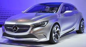 Uno-Clase del concepto del Mercedez-Benz Imagen de archivo