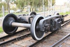 Uno de ayuda del ferrocarril Fotos de archivo