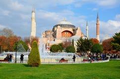 Uno de la mezquita de millones en Estambul fotos de archivo libres de regalías