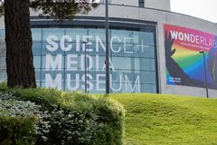 Uno de los museos visitados de Yorkshire fotos de archivo