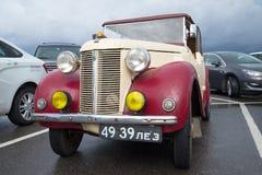 Uno de los primeros coches Fotos de archivo
