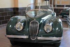 Uno de muchos coches exóticos en la colección, museo del automóvil de Saratoga, Nueva York, 2015 Fotos de archivo libres de regalías