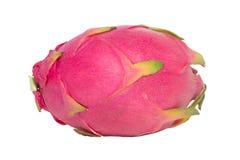 Uno del aislante de la fruta fresca del pitaya Imagen de archivo