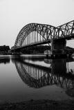 Uno del ponte indonesiano Immagine Stock