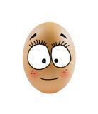 Uno eggs con la cara