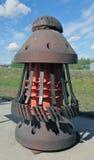 Uno strumento della conduttura d'Alasca Fotografia Stock