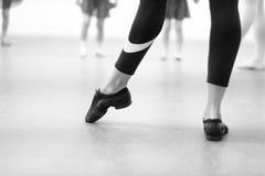Uno studio di ballo immagini stock libere da diritti