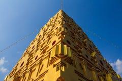 Uno stupa dorato Immagine Stock