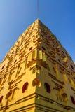 Uno stupa dorato Immagini Stock