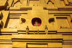 Uno stupa dorato Immagini Stock Libere da Diritti