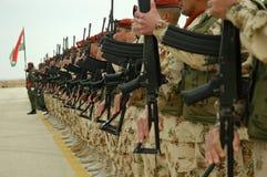UNO-Truppen - nahes hohes lizenzfreies stockfoto