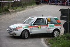 Uno turbo Фиат Стоковая Фотография RF
