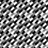 Unordinary brick texture Stock Image