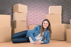 Unpacking Royalty Free Stock Images