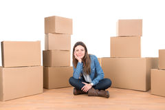 Unpacking Stock Images