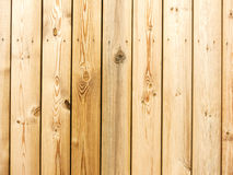 Unpainted wooden fence Stock Photo