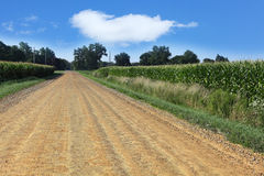 Unpaved Road Royalty Free Stock Image