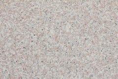 Unpolierter rosa Granit Stockbild