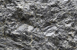 Unpolished gabbro Stock Photography