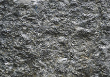 Unpolished gabbro Stock Image