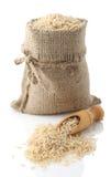 Unpolished rice Royalty Free Stock Photography