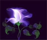Unreal rose royalty free illustration