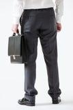 Unrecognizable σίγουρος νέος επιχειρηματίας στοκ εικόνα με δικαίωμα ελεύθερης χρήσης