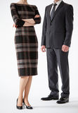 Unrecognizable business people Stock Photo