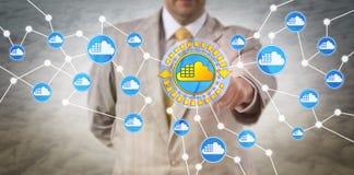 IT Client Adopting Cloud Container Architecture