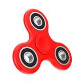 Unruhe-Finger-Spinner-Antistress Spielzeug Wiedergabe 3d Lizenzfreies Stockbild