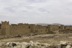 Uns oásis no deserto Foto de Stock
