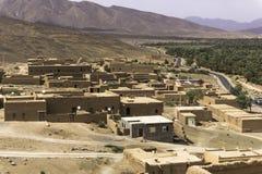 Uns oásis no deserto Imagem de Stock