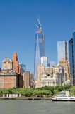 Uns World Trade Center, aka liberdade Fotografia de Stock Royalty Free