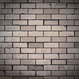 Unsaturated brick wall Royalty Free Stock Image
