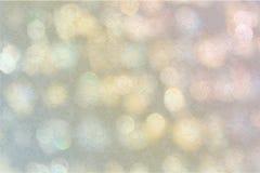 Unschärfe beleuchtet Hintergrund Stockfotos