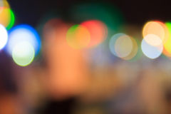 Unschärfe-Licht für Hintergrund Stockfotografie