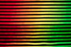 Unscharfer abstrakter bokeh Hintergrund stockbild